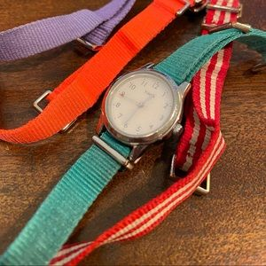 J Crew Special Edition Timex Watch